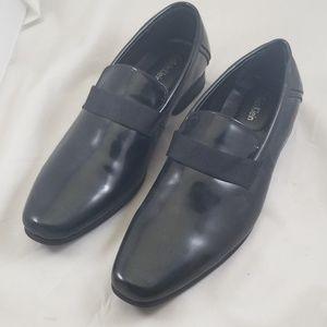 Calvin Klein 10.5W Men's Bernard Tuxedo Shoes